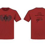 T-shirt design for a gym