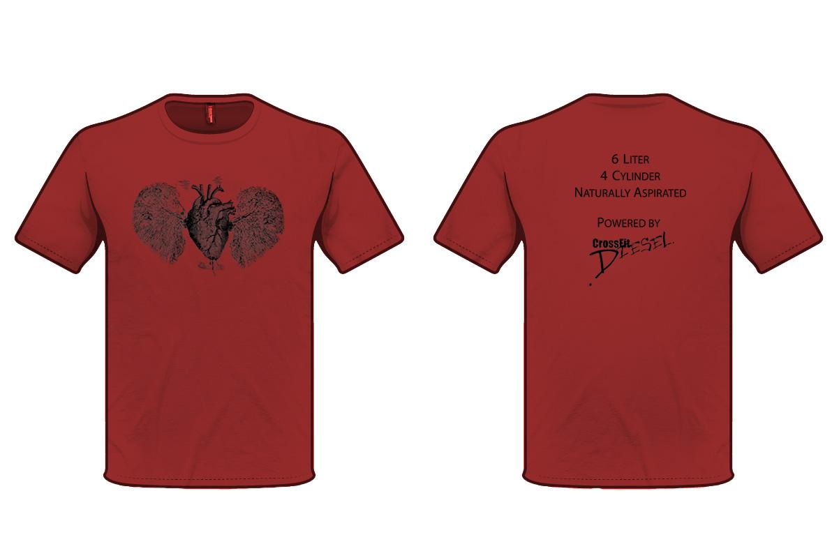 Portfolio: T-shirts