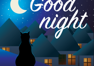 Podcast Cover Art for Good Night