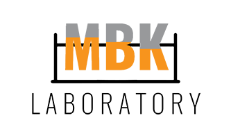 Complete Brand Setup for MBK Laboratory